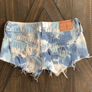 Women's True Religion Joey cut off shorts 24